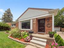 Homes for Sale in Livonia, Michigan $229,900