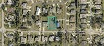 Lots and Land for Sale in Fort Myers, Florida $64,900