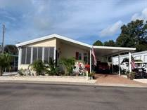 Homes for Sale in Honeymoon MHP, Dunedin, Florida $105,000