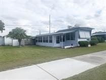 Homes for Sale in Mount Carmel Ridge MHP, Brandon, Florida $10,900