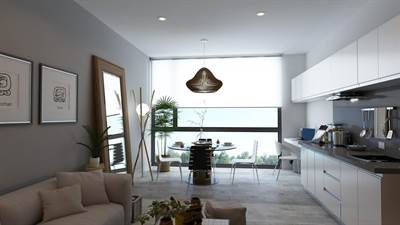 1 Beds 1 Baths Condo for Sale in the Most Exclusive area of Playa del Carmen at Mayakoba DED902