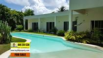 Homes for Sale in Carretera Sosua - Cabarete , Cabarete, Puerto Plata $249,000