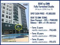 Condos for Sale in Ibabao-Estancia, Mandaue, Cebu ₱2,800,000