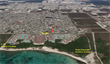 Lots and Land for Sale in Colosio, Playa del Carmen, Quintana Roo $2,500,000