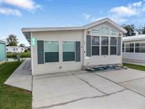 Homes for Sale in FOREST LAKE RV ESTATE, Zephyrhills, Florida $33,000