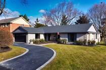 Homes for Sale in Burlington, Ontario $1,550,000