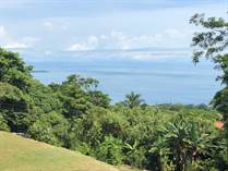 Lots and Land Sold in Escaleras , Dominical, Puntarenas $187,000