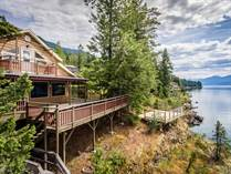 Homes for Sale in East Shore, Gray Creek , British Columbia $675,000