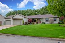 Homes for Sale in Baneberry Hills, South Bend, Indiana $219,900