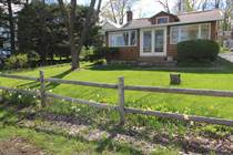 Homes for Sale in Conesus Lake, Livonia, New York $209,000