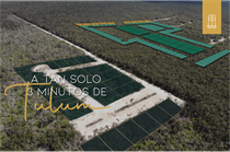 Lots and Land for Sale in Tulum, Quintana Roo $52,250