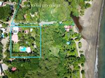 Commercial Real Estate for Sale in Playas Del Coco, Guanacaste $1,400,000