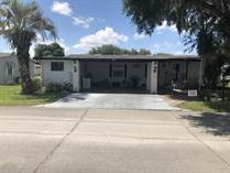 Homes for Sale in The Meadows at Country Wood, Plant City, Florida $24,000