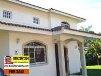 Homes for Sale in Costa Azul, Cabarete, Puerto Plata $199,000