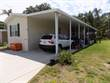 Homes Sold in Countryside Village Mobile Home Park, Tampa, Florida $34,000