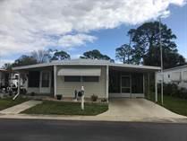Homes for Sale in Honeymoon MHP, Dunedin, Florida $48,000