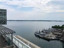 Condos for Rent/Lease in Yonge/Queen Quay, TORONTO, Ontario $2,750 monthly