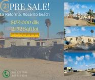 Homes for Sale in REFORMA, Playas de Rosarito, Baja California $159,000