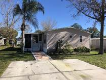 Homes for Sale in Countryside Village Mobile Home Park, Tampa, Florida $58,000