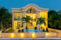 Homes for Sale in Puerto Aventuras, Quintana Roo $1,500,000