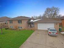 Homes for Sale in Crescent Park, Fort Erie, Ontario $487,500