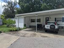 Homes Sold in Shady Lane Village Mobile Home Park, Clearwater, Florida $35,000