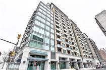 Condos for Sale in Sandy Hill, Ottawa, Ontario $479,900