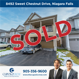 Homes Sold in Greenwood Golf, Niagara Falls, Ontario $699,900