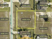 Lots and Land for Sale in Cape Coral, Florida $26,000