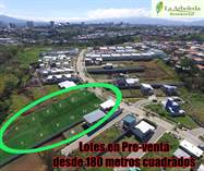 Lots and Land for Sale in San Rafael, Escazú, San José $75,000
