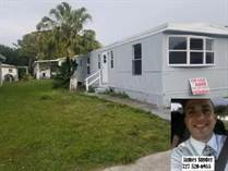 Homes for Sale in Whispering Pines, Largo, Florida $34,900