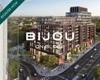 Condos for Sale in Bloor West Village, Toronto, Ontario $600,000