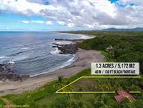 Lots and Land for Sale in Playa Junquillal, Playa Honda de Playa Junquillal, Guanacaste $575,000