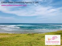 Lots and Land for Sale in Encuentro Beach, Cabarete, Puerto Plata $70,000
