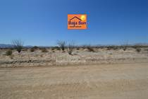 Lots and Land Sold in El Dorado Ranch, San Felipe, Baja California $6,000
