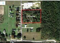 Lots and Land for Sale in Jennings, Louisiana $50,000