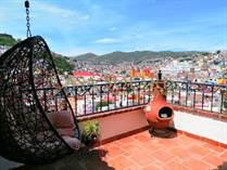 Homes for Sale in Guanajuato Centro, Guanajuato City, Guanajuato $555,000