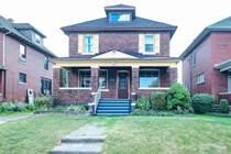 Homes for Sale in Walkerville, Windsor, Ontario $249,000