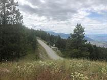 Lots and Land Sold in Anarchist Mountain, Osoyoos, British Columbia $224,900