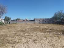 Lots and Land for Sale in In Town, Puerto Penasco/Rocky Point, Sonora $15,500