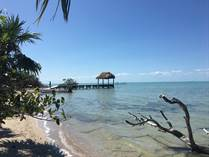 Homes Sold in Ambergris Bay, Ambergris Caye, Belize $185,000