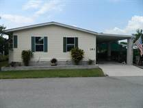 Homes for Sale in Mas Verde MHP, Lakeland, Florida $29,999