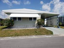 Homes Sold in Serendipity Mobile Home Park, Clearwater, Florida $29,900