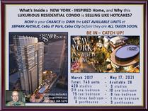 Condos for Sale in It Park , Cebu City, Cebu ₱22,225,175