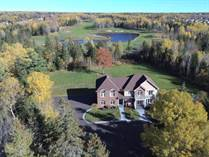 Homes for Sale in Fox Creek Golf Course, Dieppe, New Brunswick $850,000