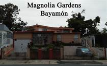 Homes for Sale in Magnolia Gardens, Bayamon, Puerto Rico $125,000
