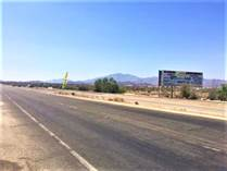 Commercial Real Estate for Sale in El Dorado Ranch, San Felipe, Baja California $240,000