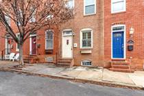 Homes for Rent/Lease in Canton, Baltimore, Maryland $2,250 monthly