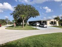 Homes for Sale in Spanish Lakes Fairways, Fort Pierce, Florida $17,500