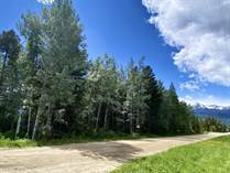 Lots and Land for Sale in Valemount, British Columbia $150,000